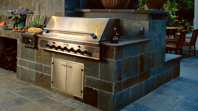 ... Outdoor Furniture, Grill And More. Pedersen Associates