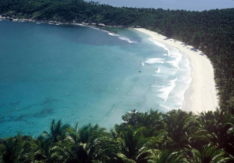 Image: Haad Rin Beach in Thailand