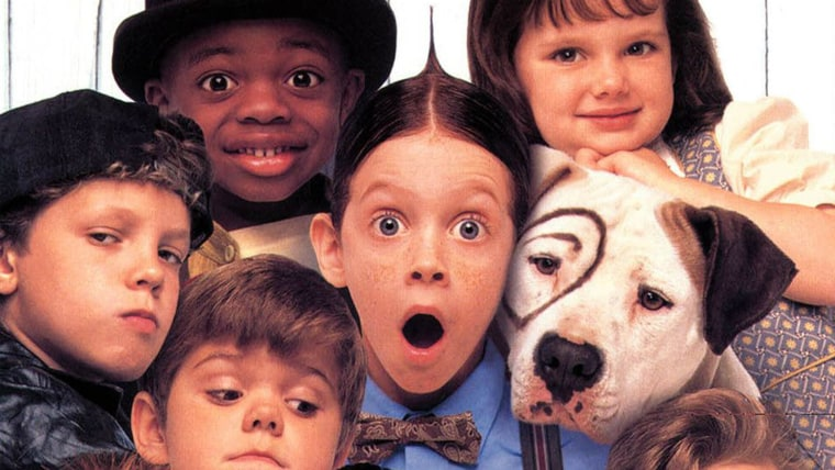 little rascals child actors reunite for updated poster