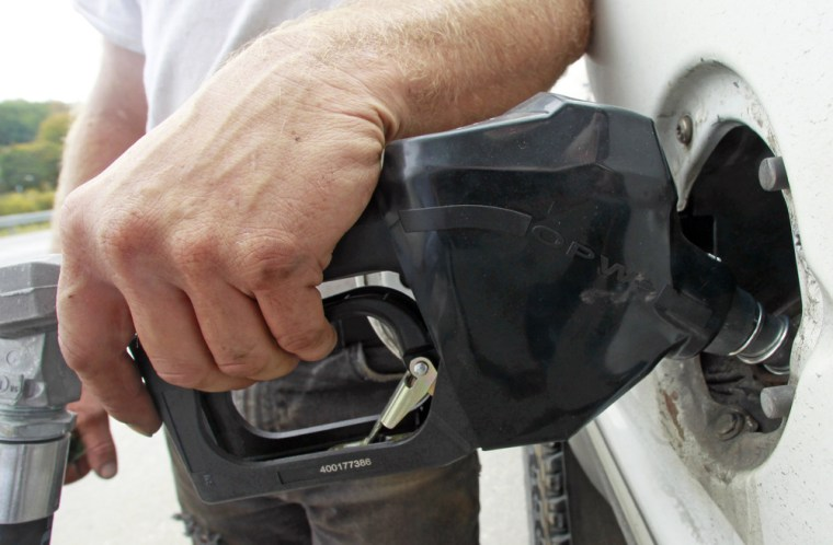 Self-serve gas stations are among the easiest places for thieves to use stolen credit cards.