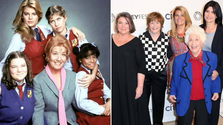 Facts of Life' stars reunite 35 years later, reveal little