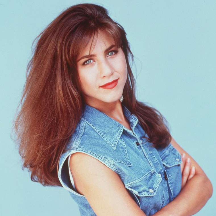 Jennifer Aniston From Hair Icon Of The 90s To Hair