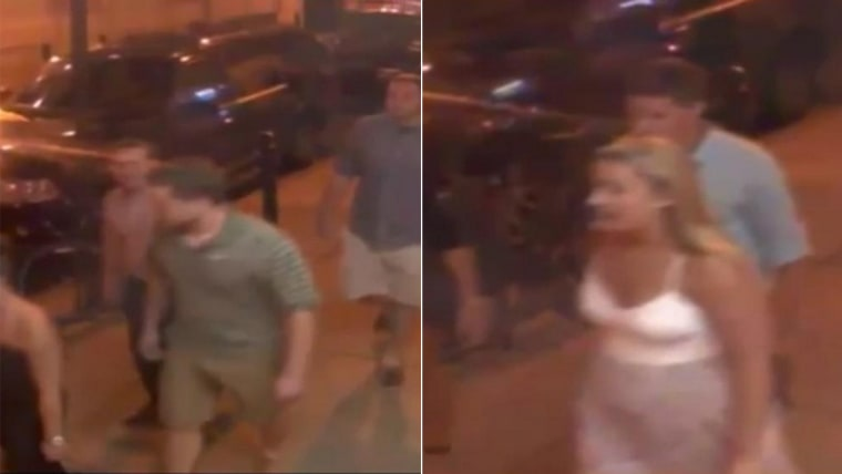 Surveillance video released by the Philadelphia Police Dept.