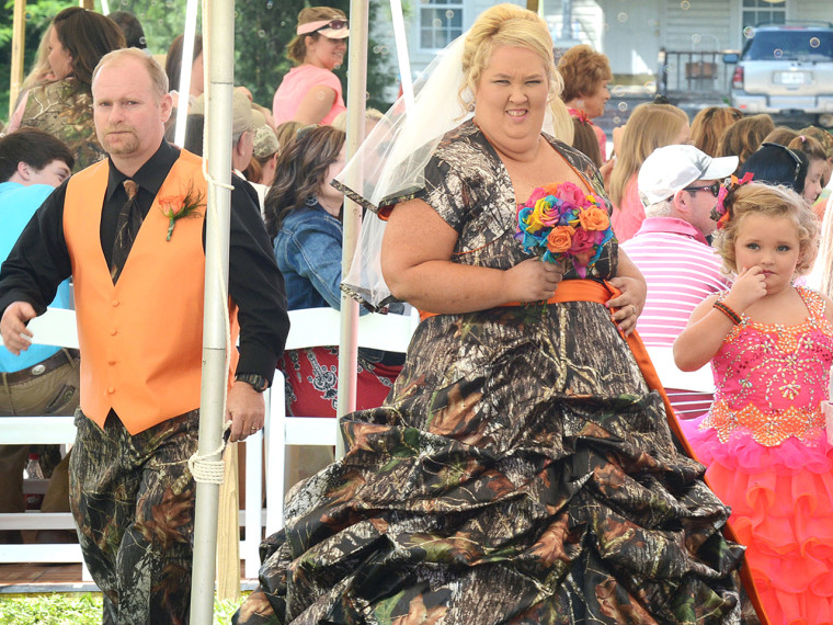 Mama June and Sugar Bear of 'Honey Boo Boo' have called it quits