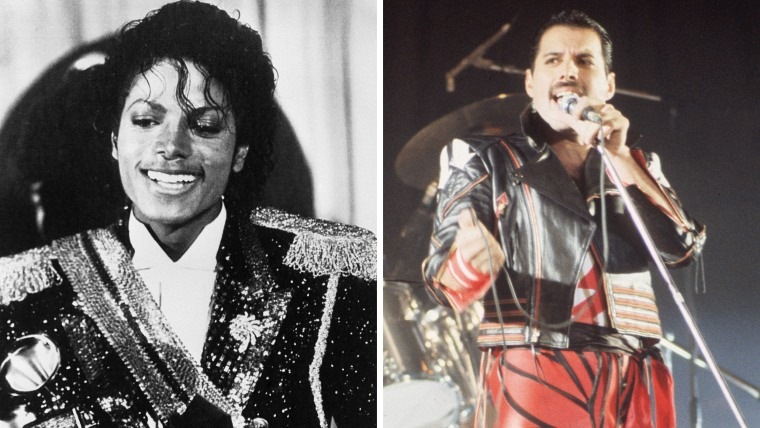 Hear Michael Jackson and Freddie Mercury's long-lost duet