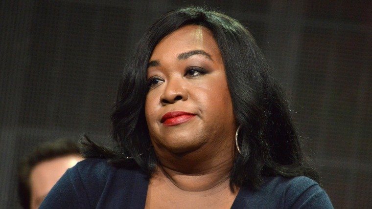 'Scandal' creator Shonda Rhimes slams NYT over 'angry black woman' label