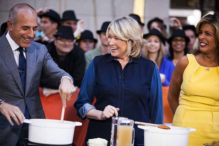 Martha Stewart's easy 'One Pot' comfort food for fall