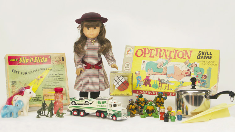 From Rubik's Cube to American Girl dolls, which toys belong in hall of fame?