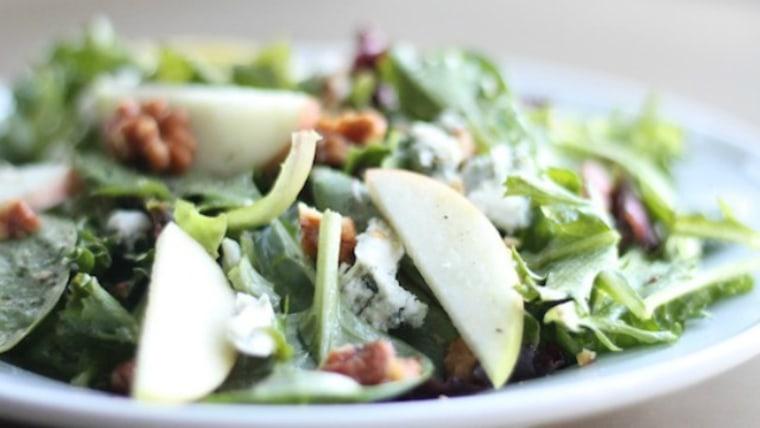 Cider salad