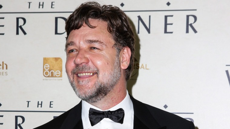 Image: Russell Crowe