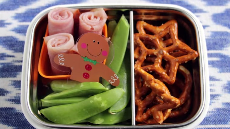 One of Wendy Copley's awesome bento boxes.