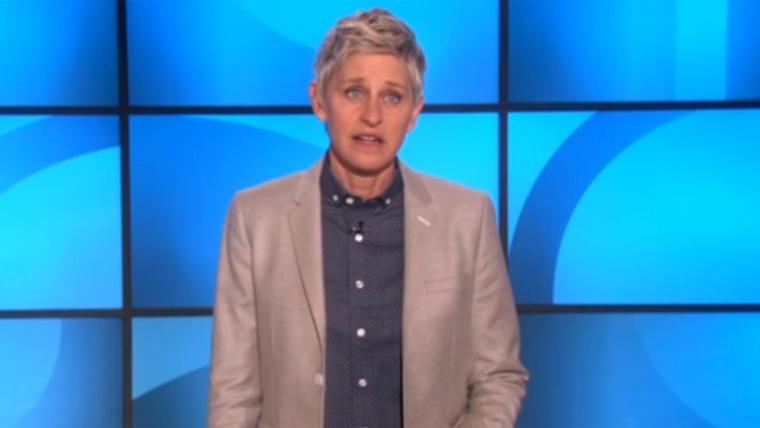 Ellen Response