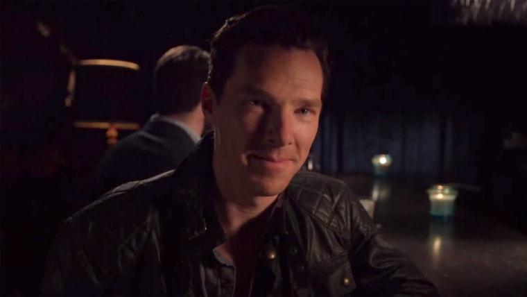 Benedict Cumberbatch is put to the test