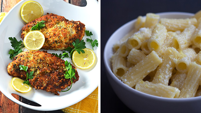 Snowed in? Make lemony chicken, 3-ingredient pasta and 6 more easy pantry meals