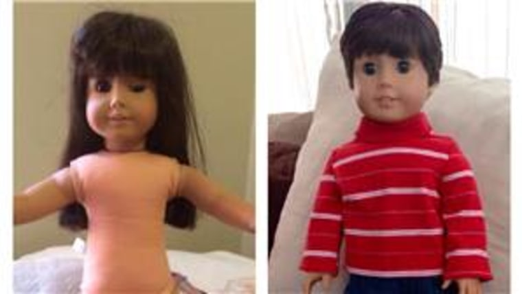 American boy doll