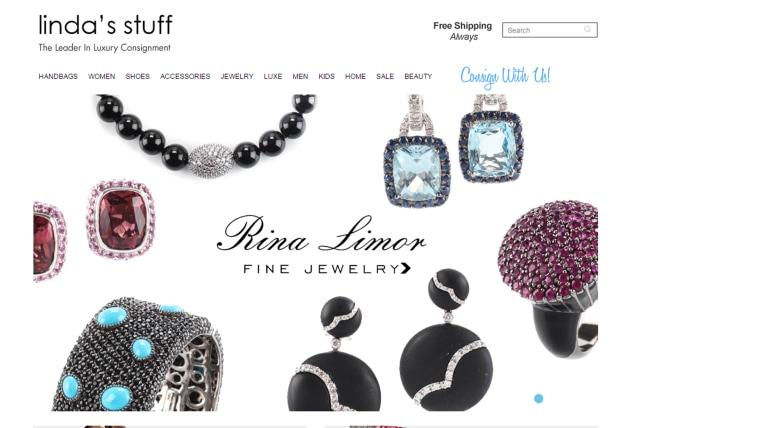 Image: Linda's Stuff retailer on ebay