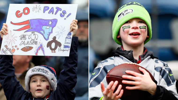 Young NFL fans get more out of watching football than you might think.