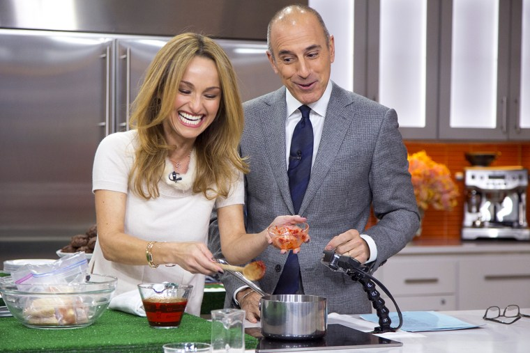Make Giada's ultimate finger foods for your Super Bowl party