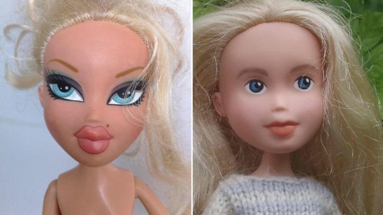 Bratz Dolls With Makeunders Go On Sale On Ebay Etsy
