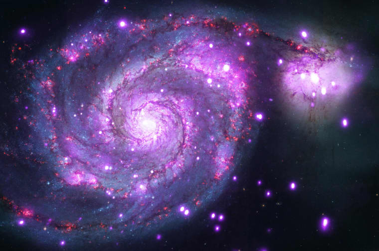 Image: M51