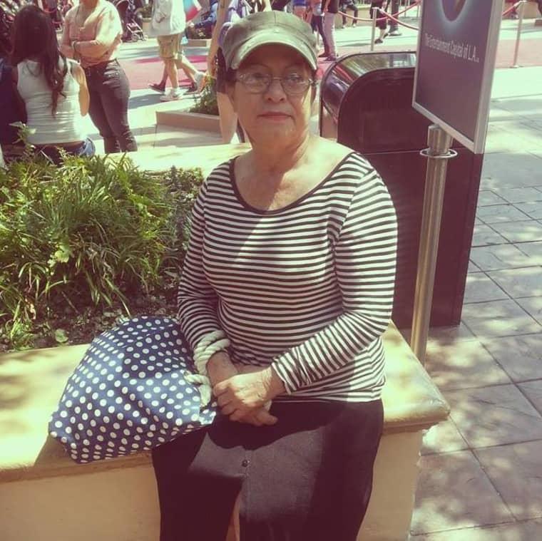 Image: Photo of Norma Vasquez via Facebook.