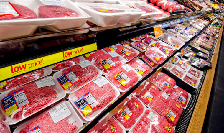 Image: red meat