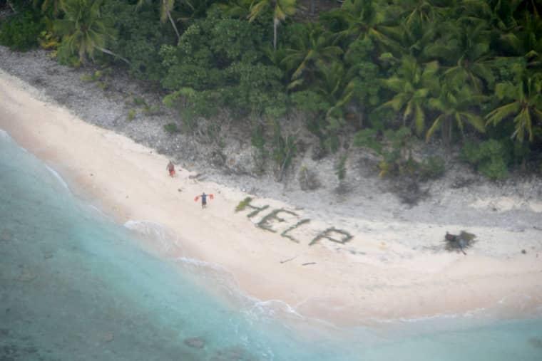 Image: Pacific rescue