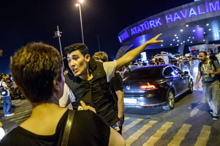 Image: Ataturk airport