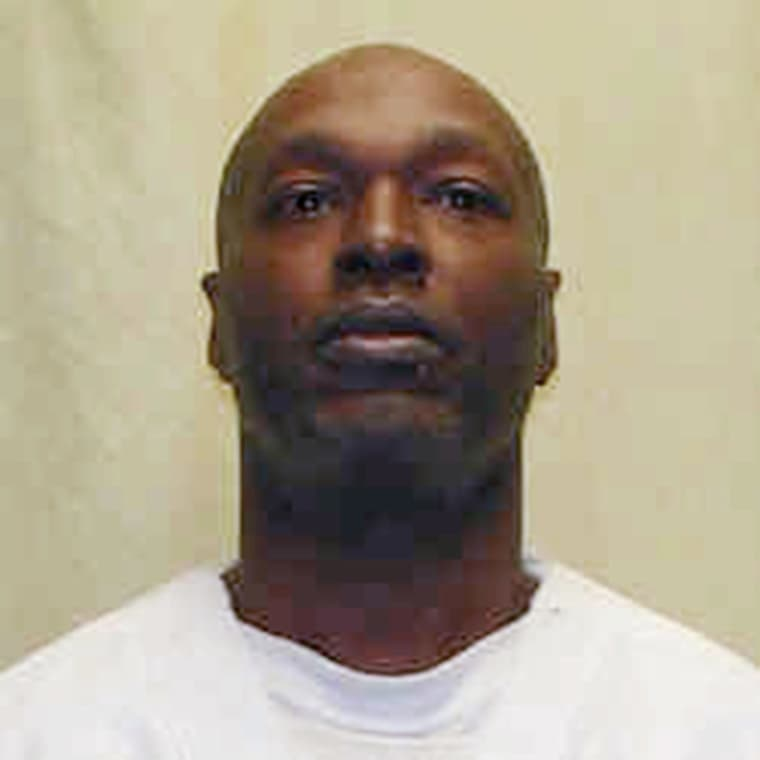 Image: Death row inmate Romell Broom