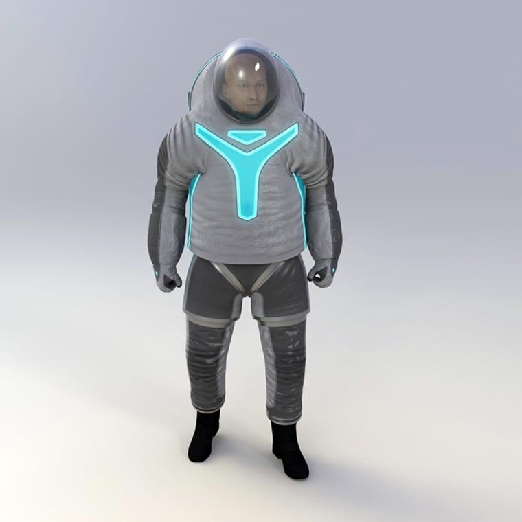 Image: spacesuit