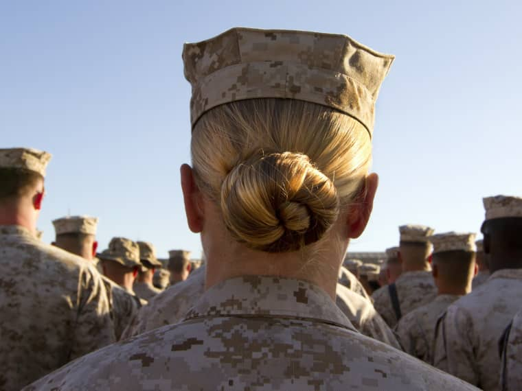 Image: Female Marines Take On Challenges in Afghanistan