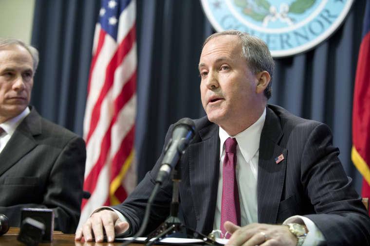 Image: Texas AG Ken Paxton
