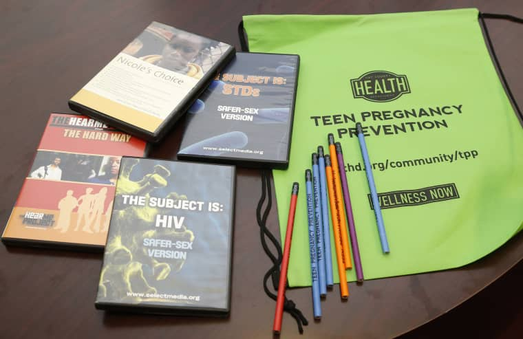 Image: Teen Pregnancy Prevention Program