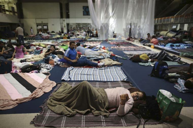 Image: Earthquake aftermath