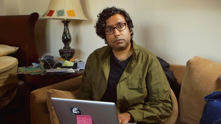"""In his new documentary """"The Problem With Apu,"""" comedian Hari Kondabolu explores the story of his least favorite character on one of his favorite shows."""