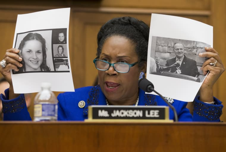 Image: House Judiciary Committee hearing on oversight of the Justice Department