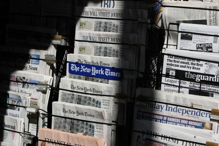 Image: Newsstand