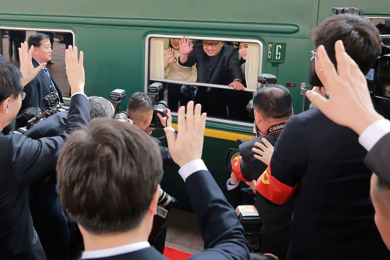 Image: CHINA-NKOREA-DIPLOMACY
