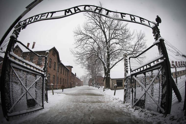 Image: FILES-GERMANY-HOLOCAUST-NAZI-TRIAL