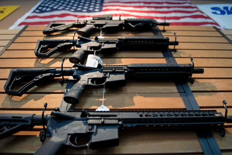 Image: US-LIFESTYLE-WEAPONS