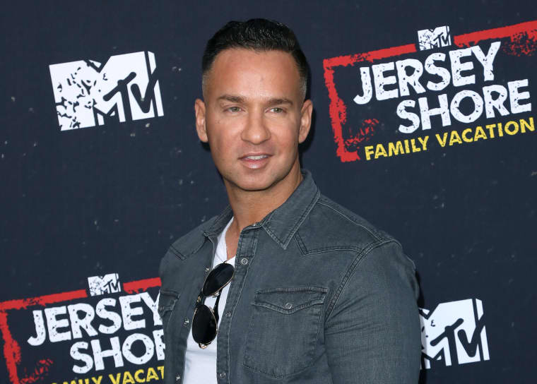 Image: Mike 'The Situation' Sorrentino
