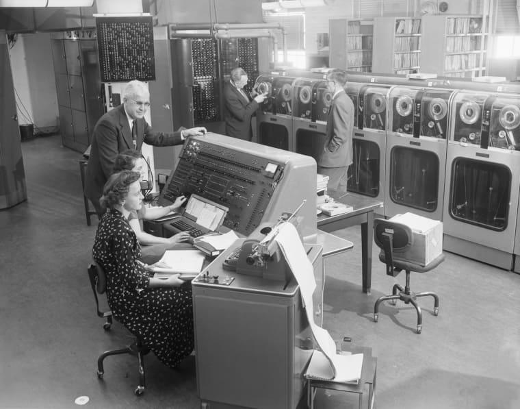 Image: UNIVAC Computer