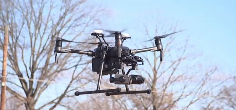 Image: NYPD Drone