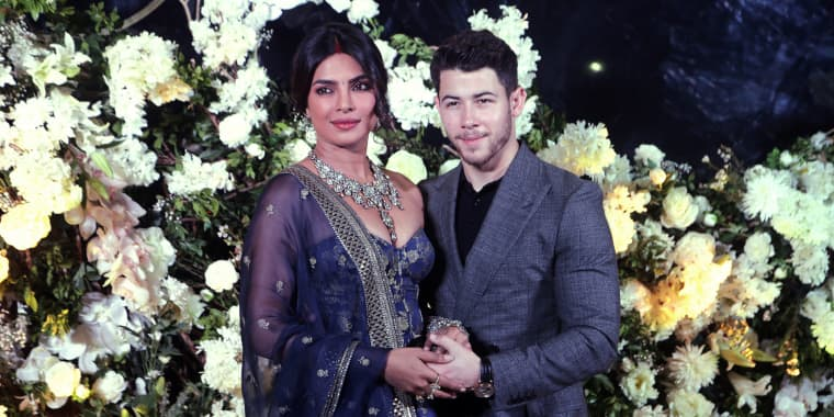 Image: Priyanka Chopra and musician Nick Jonas