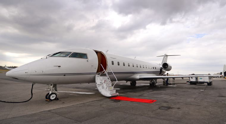 NY: Jet Smarter UBER for Private Jet Service