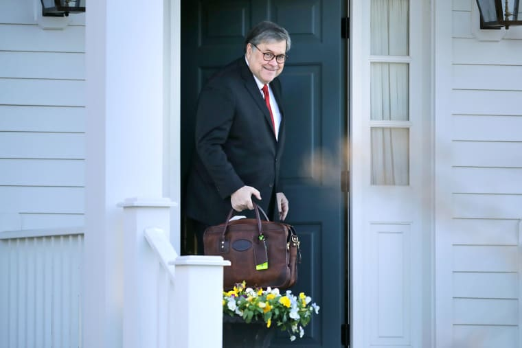 Image: Washington Reacts To Attorney General William Barr's Summary Of Mueller Report