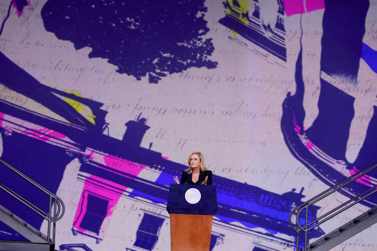 """Image: \""""Full Frontal With Samantha Bee\"""" Not The White House Correspondents Dinner - Show"""