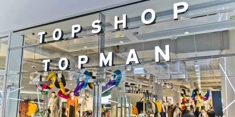 Topshop stores