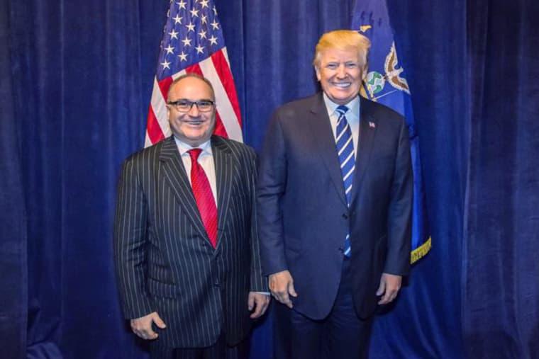 Image: Donald Trump, George Nader