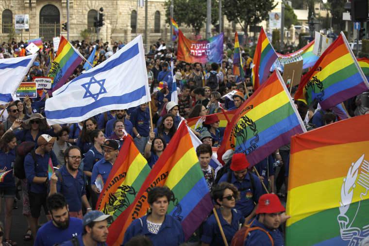Image: Israel Gay Pride Parade